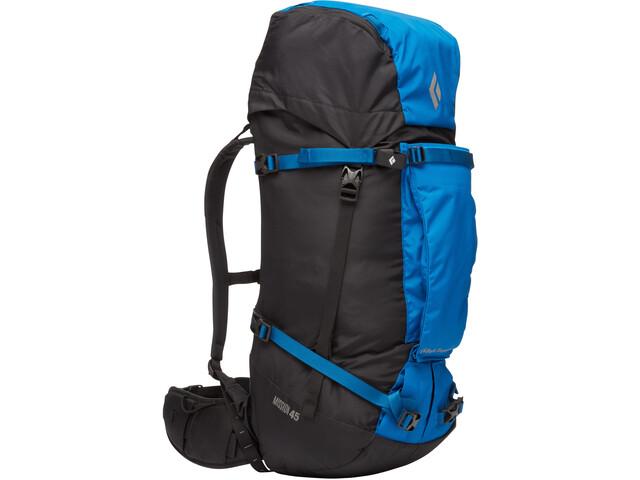 Black Diamond Mission 45 Backpack, cobalt-black